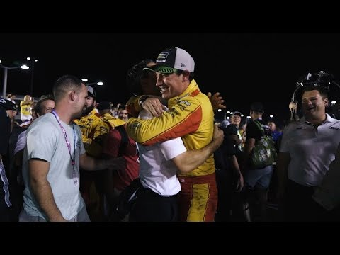 The Best of Joey Logano's Championship Weekend