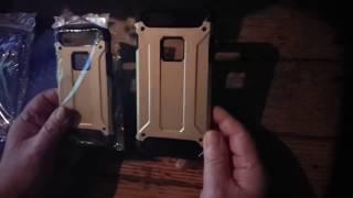 Чехол для Samsung Galaxy S7 Edge от компании Интернет-магазин-Алигал-(Любой товар по доступной цене) - видео
