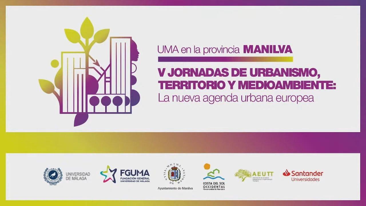 V jornadas de urbanismo en Manilva