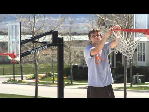 How to Install Basketball Nets