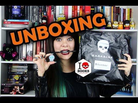 Unboxing DarkSide Books #06