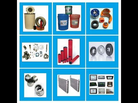 Air Oil Filters for Atlas Copco Compressors