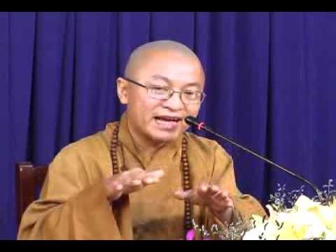 Vượt Qua Tình Và Tưởng Trong Niệm Phật (11/05/2007) Thích Nhật Từ