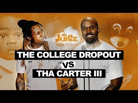 The College Dropout VS Tha Carter 3