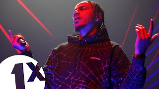 AJ Tracey - Ladbroke Grove (1Xtra Live 2019) | VERY STRONG LANGUAGE AND FLASHING IMAGES