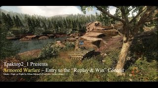 Armored Warfare - AW Video Contest entry using the BMD-2