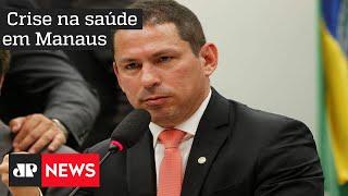 Presença de Pazuello no Amazonas não resolve o problema, diz deputado Marcelo Ramos