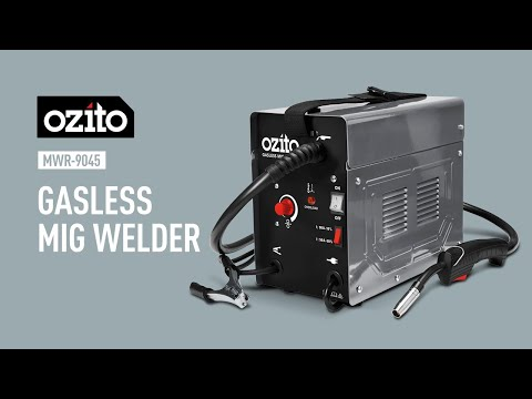 Bossweld M150 Gas/Gasless MIG Inverter Welder 150 Amp