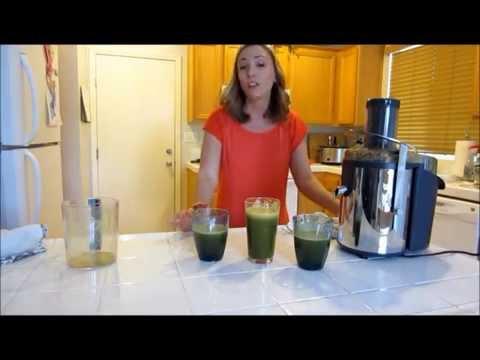 Bella Juicer Demo- $70 Juicer from Target