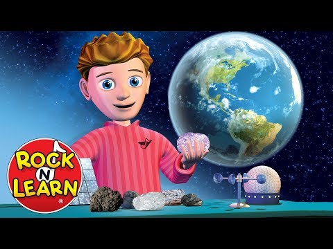 Earth Science for Kids - Solar System, Weather, Fossils, Volcanoes & More - Rock 'N Learn