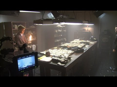 Gangster Squad Featurette 'Redemption'