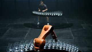 Duel: Timo Boll vs. KUKA Robot