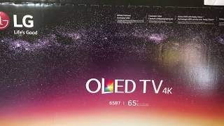 "LG OLED 65"" 2017 Lip Sync Issues Solved"