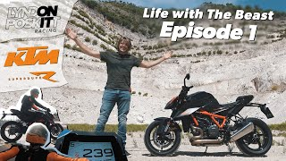 Life With The Beast Episode 1 - KTM 1290 SuperDuke R