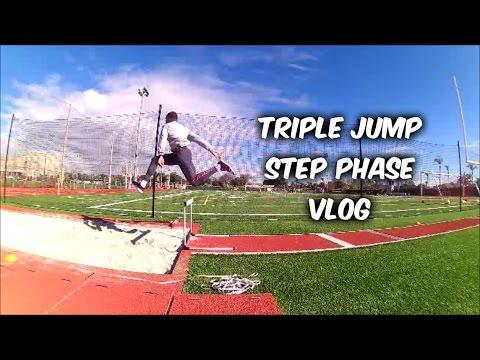 Triple Jump Tips - Step Phase