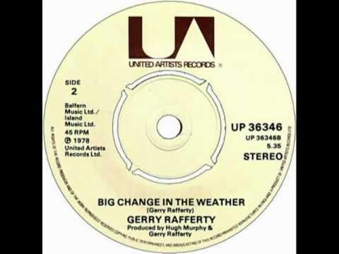 Gerry Rafferty - Big Change In The Weather ('Baker Street' B-Side) [HQ AUDIO]