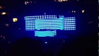Swedish House Mafia @ MSG NYC 12/16/11 Nothing But Love For You