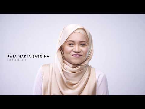 Stail.My x YSL Beauté: Raja Nadia Sabrina