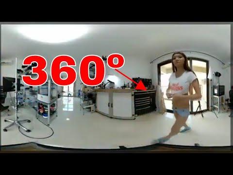Xiaomi Mijia 360º Panorama  Testing Footage  (Courtesy Banggood.com)