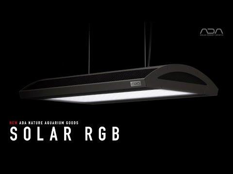 Aqua Design Amano Solar RGB Lights