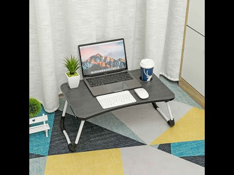 Folding Study Cum Laptop Stand