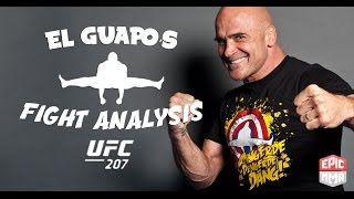 Bas Rutten: UFC 207: Nunes vs Rousey || Fight Analysis