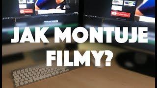 JAK MONTUJE FILMY? 🎬 | AppleNaYouTube
