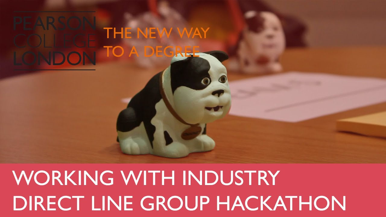Working With Industry - Direct Line Group Hackathon