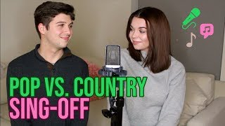 Pop vs. Country SING-OFF! (Part 2)