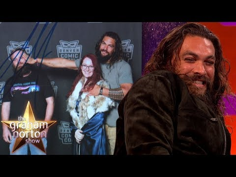 Jason Momoa Loves To Take Pictures With Other People's Girlfriends
