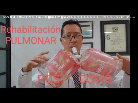 Cómo Puedes Rehabilitar Tus Pulmones Después Del Covid-19