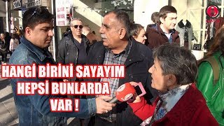 Ankara Halkı Ak Partiden Memnun Mu ?