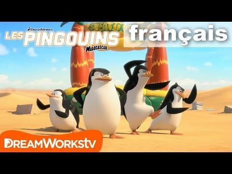 Les Pingouins de Madagascar : Le Docteur Blowhole est de Retour Wii