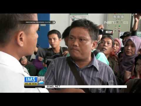 Seorang Warga Depok Protes Ke Kantor BPJS - IMS