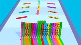 Pencil Rush 3D - Level 84-98 Gameplay Android, iOS