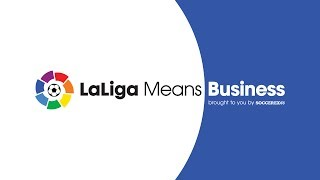 SOCCEREX: LaLiga Means Business: Grégory Bolle – Part 1