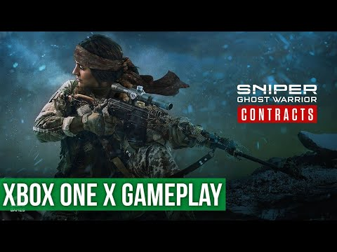 Sniper Ghost Warrior Contracts - Xbox One X Gameplay / Preview