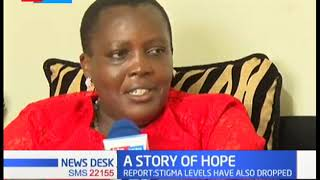 Serah lost her husband to AIDS,  she takes initiative to fight Stigma