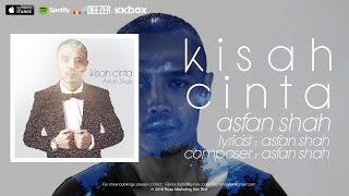 Asfan Shah - Kisah Cinta [Official Lyrics Video]