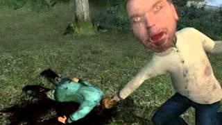 Приколы Half-Life 2 часть 6
