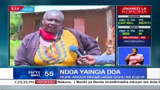 Ndoa yaingia doa: Mume amuua mkewe Uasin Gishu na kujiua baadae