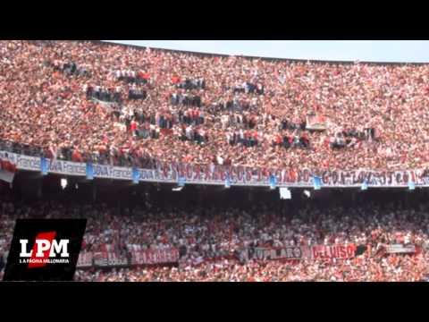 """""""Cada vez te quiero más - Espectacular - River vs Boca - Torneo Inicial 2012"""" Barra: Los Borrachos del Tablón • Club: River Plate • País: Argentina"""