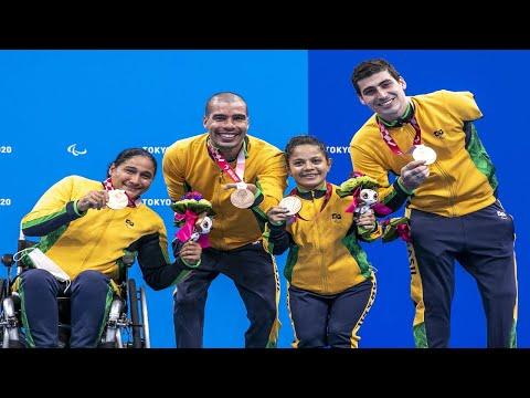 Comissão do Esporte e Senado homenageiam atletas paralímpicos - 04/10/2021