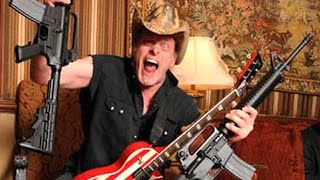 Ted Nugent Thinks Israel Was Behind 9/11 thumbnail