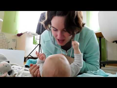 Taufe | Babykleidung nähen | Mama-Alltag | Vlog #01 | Ulli liebt Grün