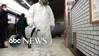 Coronavirus could turn into global pandemic officials say | ABC News