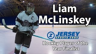 JSZ 2019 Hockey Player of the Year Finalist | Liam McLinskey | Don Bosco Prep