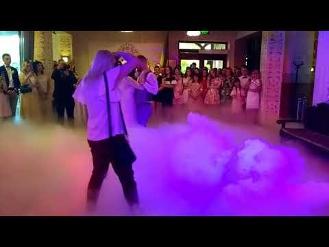 Важкий дим,конфеті,холодні вогні на перший танець, відео 2