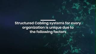 What is Structure Cabling Services in Networking at Dubai?