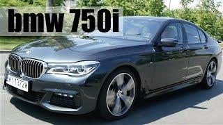 BMW 750i - tak jeździ się samochodem za 750 tysięcy złotych